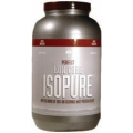 Low Carb Isopure 3lb-Chocolate