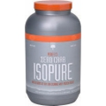 Zero Carb Isopure 3lb-Strawberry