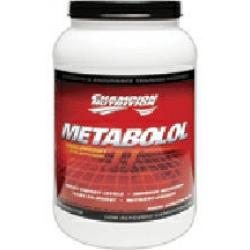Metabolol II 2.2lb-Rich Chocolate