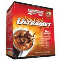 Low Carb Ultramet 20/56gr-Chocolate