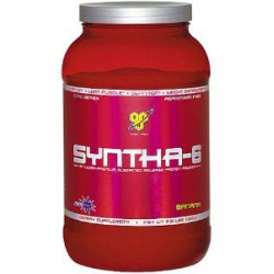 Syntha-6 2.9lb-Banana