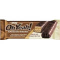 Oh Yeah Wafer Bar 9/38gr-Chocolate Peanut Butter