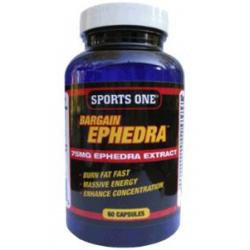 Bargain Ephedra 75mg 60c