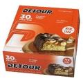 Detour Bar 12/85gr-Caramel Peanut