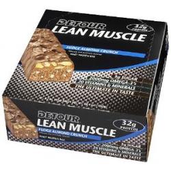 Muscle 12/32g Fd Al Cr Fudge Almond Crunch