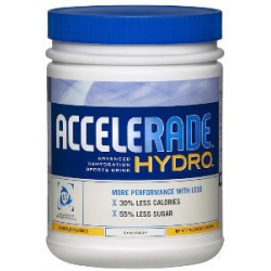 Accelerade Hydro 50 servings-Lemonade