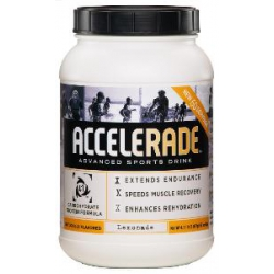 Accelerade 60 servings-Lemonade