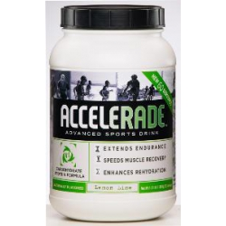 Accelerade 60 servings-Lemon Lime