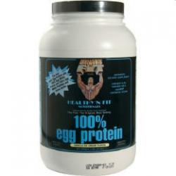 100% Egg Protein 2lb-Vanilla