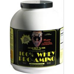 100% Whey Pro Amino 5lb-Vanilla