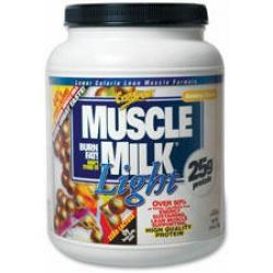 Muscle Milk Lite 1.65lb-Banana