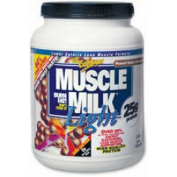 Muscle Milk Lite 1.65lb-Peanut Butter Chocolate