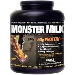 Monster Milk 4.4lb-Vanilla