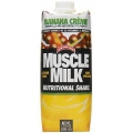Muscle Milk Rtd 12/17oz-Banana