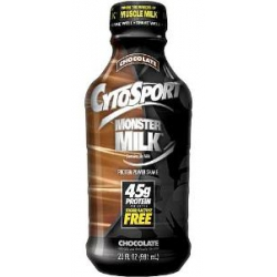 Monster Milk Rtd 12/20oz-Chocolate