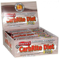 Carb Rite Bar 12/56gr-Coconut