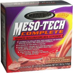 Mesotech Complete 20 Packs-Chocolate