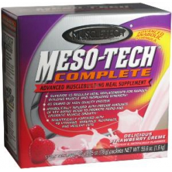 Mesotech Complete 20 Packs-Strawberry