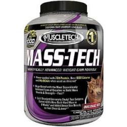 Mass Tech 5lb-Chocolate