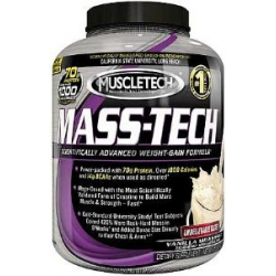 Mass Tech 5lb-Vanilla
