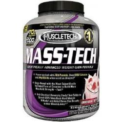 Mass Tech 5lb-Strawberry