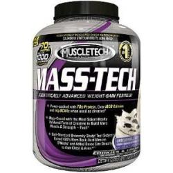 Mass Tech 5lb-Coconut Crunch