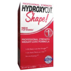 Hydroxycut Shape 120c