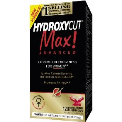 Hydroxycut Max Advanced 120c