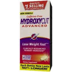 Hydroxycut No Caffeine 72c