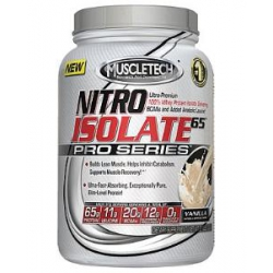 Nitro-tech Iso 65 2lb Van Vanilla