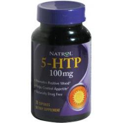 5-HTP 100mg 30c