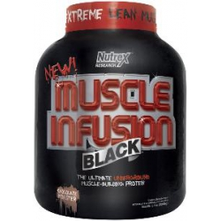 Muscle Infusion 5lb Chocola Chocolate Monster