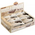 Muscle Brownie 12/80gr-Cookies and Cream
