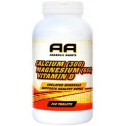 Calcium-magnesium 250t 300mg/600mg