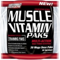 Muscle Vitamin Packs 30 Servings