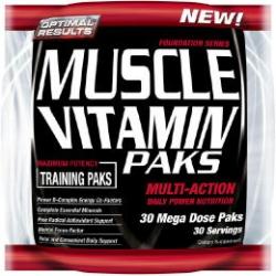 Muscle Vitamin Packs 30 Servings