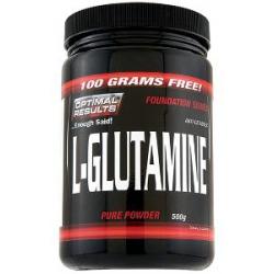 L-Glutamine 400gr+100gr