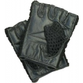 Mesh Gloves Black M