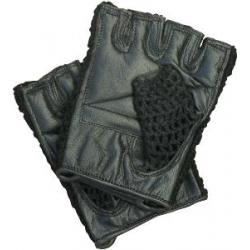 Mesh Gloves Black M