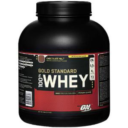 100% Gold Standard Whey 5lb-Double Rich Chocolate