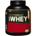 100% Gold Standard Whey 5lb-Delicious Strawberry