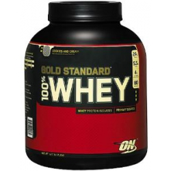 100% Gold Standard Whey 5lb-Cookies and Cream