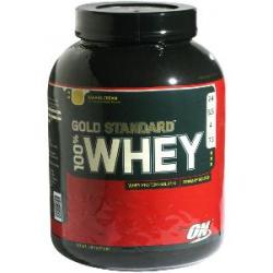 100% Whey Gold 5lb-Banana