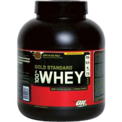 100% Whey Gold Std 5lb Malt Chocolate Malt