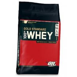 100% Whey Gold Std 10lb Van Vanilla Ice Cream