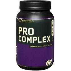 Pro Complex 2.3lb-Rich Milk Chocolate