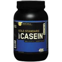 100% Casein Gold Standard 2lb-Vanilla