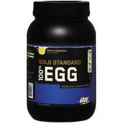 100% Egg Gold Standard 2lb-Vanilla Custard