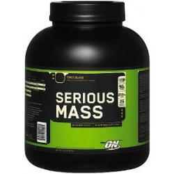 Serious Mass 6lb-Chocolate