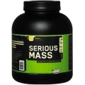 Serious Mass No Sugar 6lb-Vanilla